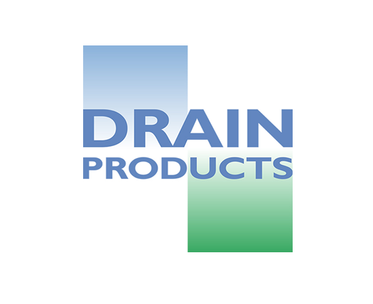 Logo box drain klein